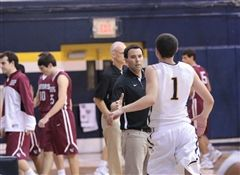 SHP's Martinelli Earns CCS Honor Coach Award in Hoops