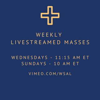 Live & Archived Masses
