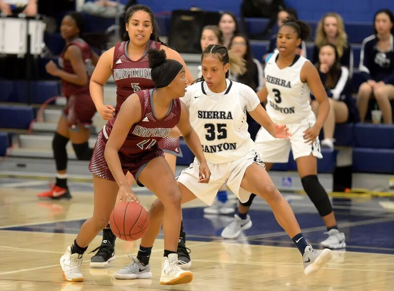 Sierra Canyon Girls Basketball Ranked in MaxPreps Top 25