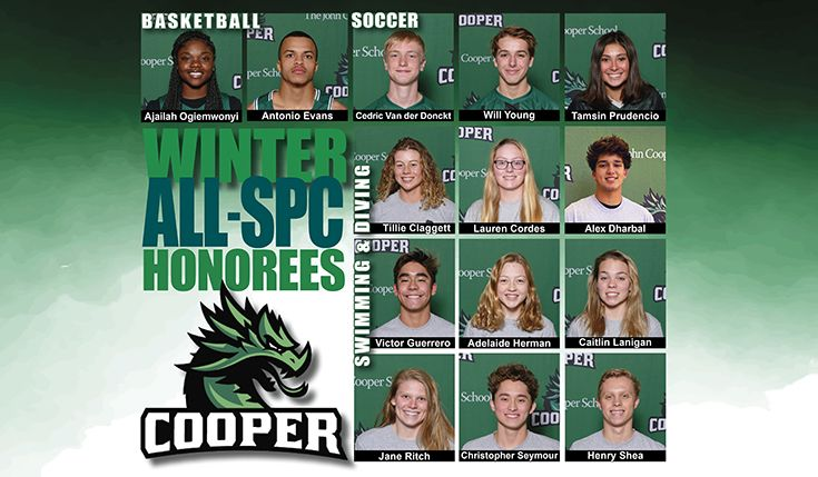 Dragon Winter All Conference