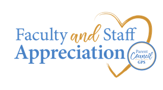 Faculty and Staff Appreciation logo