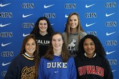 GPS Fall 2019 National Athletic Signees