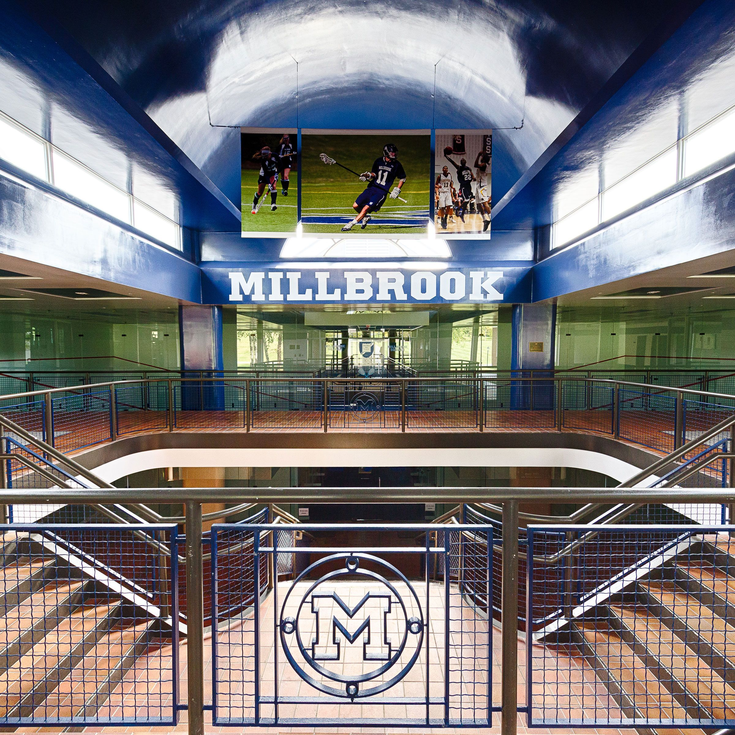 Mills Athletic Center
