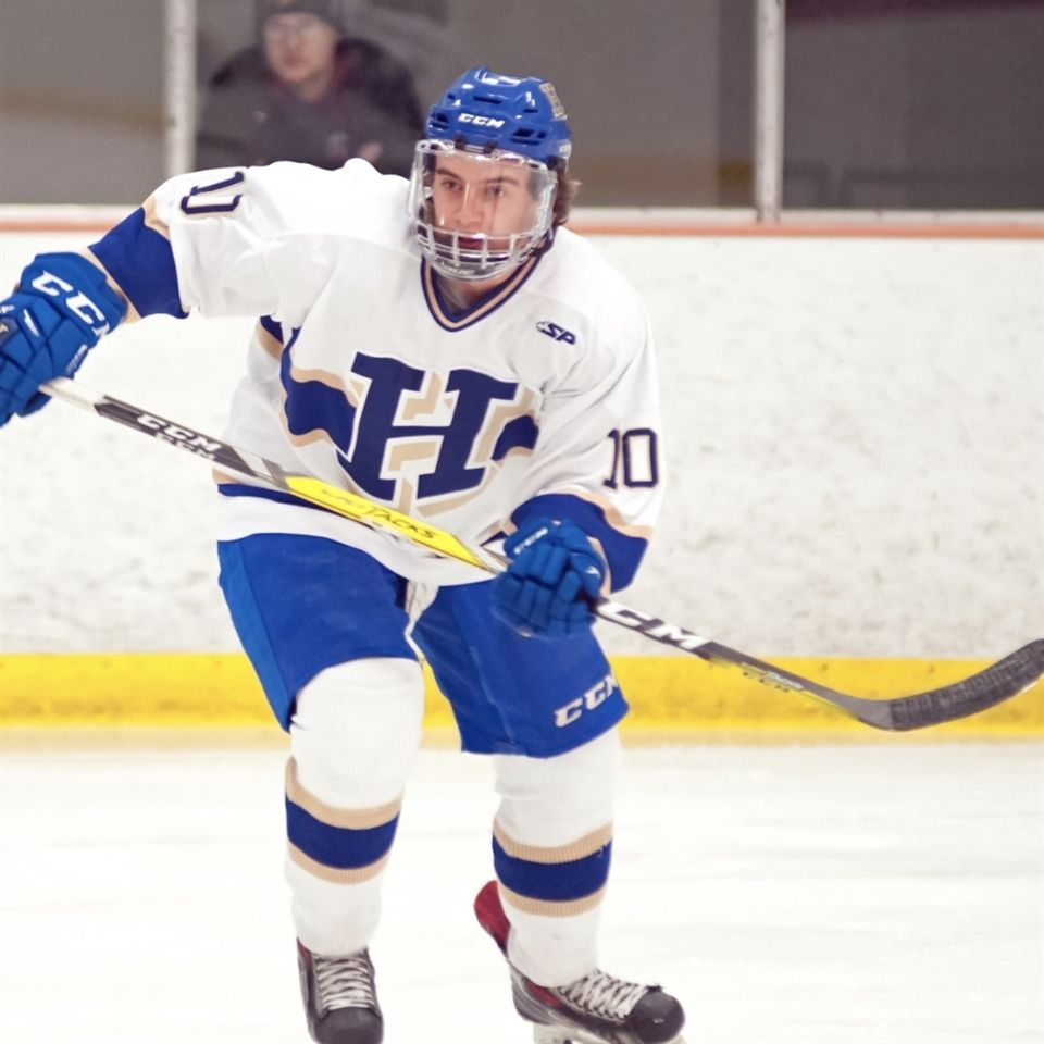 Rory Gagnon, photo by Michael P. Doherty for Hamilton College
