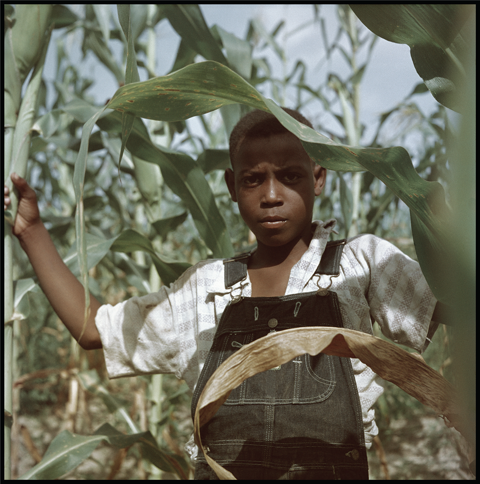 Image: Gordon Parks, Untitled, Shady Grove, Alabama, 1956. Courtesy of and copyright The Gordon Parks Foundation  Gordon Parks: The Eye That Feels is curated by Gabriella Kirikian with support from The Gordon Parks Foundation.