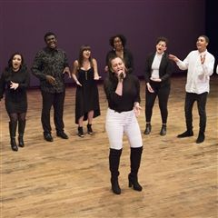Berklee College of Music's Premier Vocal Group