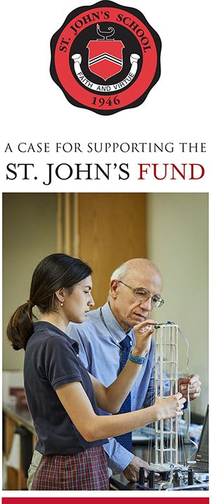 St. John's Fund Brochure
