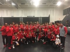 2020 Texas State Duals Wrestling Champions