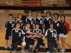 JV Boys' Volleyball Champions