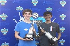 Asher Moll and Pranav Konduri