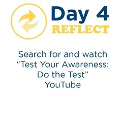 The Awareness Test - Day 4
