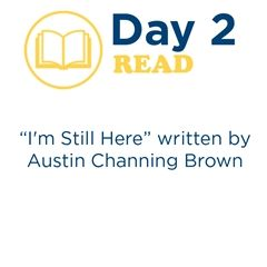 Start a Multi-Day Read - Day 2