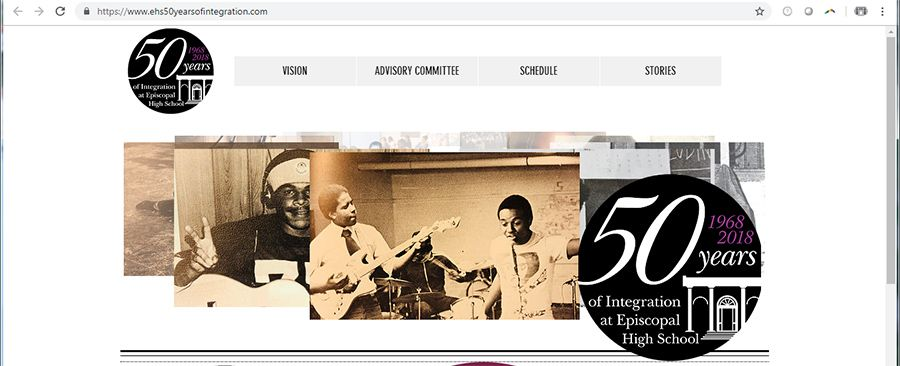 50 Years Expanded Site