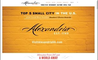 Alexandria Visitor's Guide
