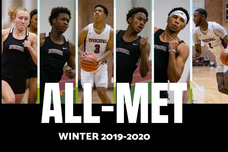 Six EHS athletes earned All-Met recognition from the Washington Post (from left): Alli Boehm, Zedekiah Williams, Darius Johnson, Dante Jackson, Aaron Lindsey, and Tymu Chenery.