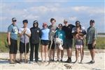 Mr. Bastos' and Dr. Krivacek's Advanced Environmental Science crew