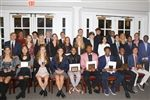 Pictured are the students who were recognized at the banquet held on November 20 for their outstanding effort and dedication while participating in fall athletics at Episcopal.