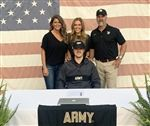 Jackson Eicher, lacrosse, West Point