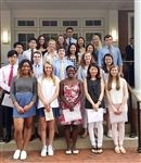 Twenty-three members from the current junior and senior class were inducted into Cum Laude on April 21. Induction is one of the highest academic honors a student can receive at EHS.
