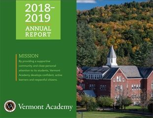 View the Latest Annual Report Here