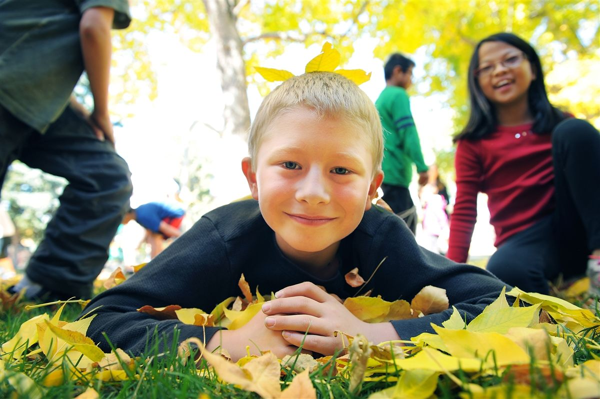 Join us for Fall Break Day Camp 10/24 to 10/28!