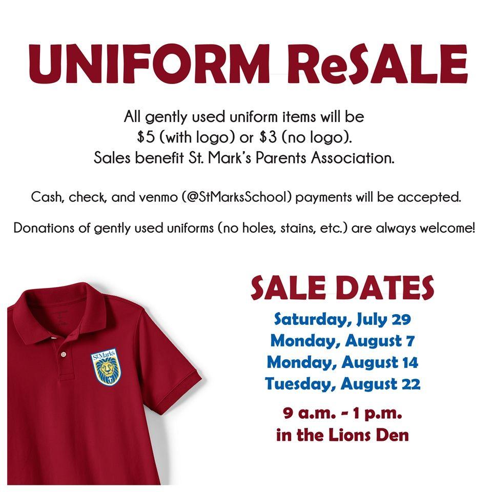 Private Jacksonville Elementary School Uniform ReSales