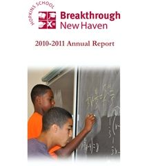 2011 Breakthrough New Haven Annual Report