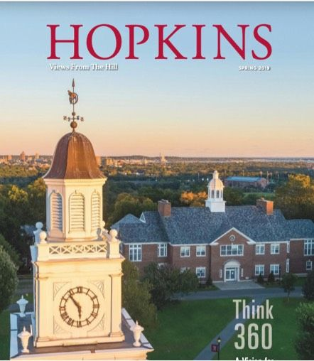 Views from the Hill, Spring 2019: Hopkins Magazine