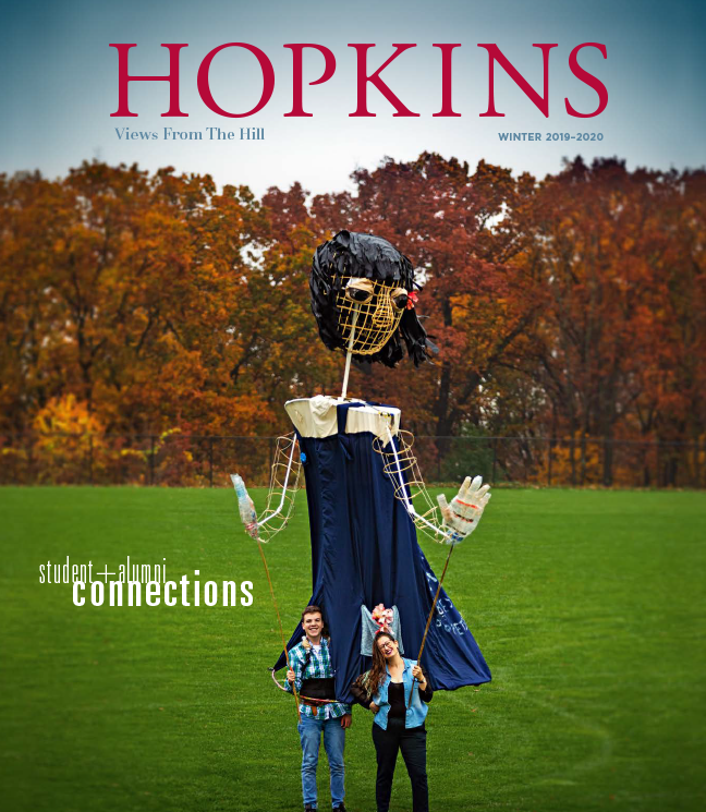 Views from the Hill, Winter 2019-2020: Hopkins Magazine