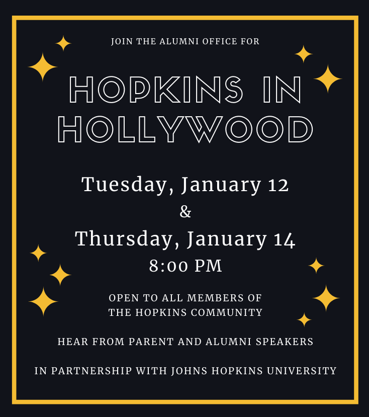 Hopkins in Hollywood