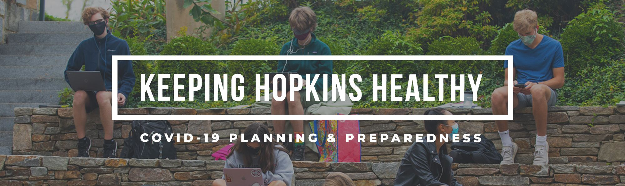 Reopening Hopkins