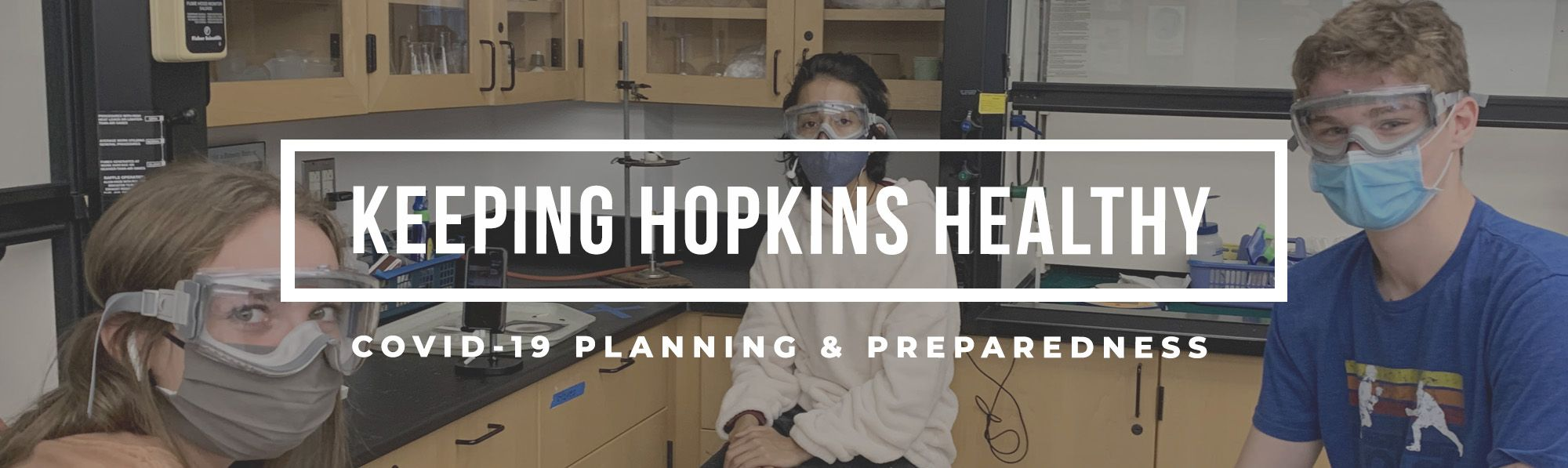 Reopening Hopkins