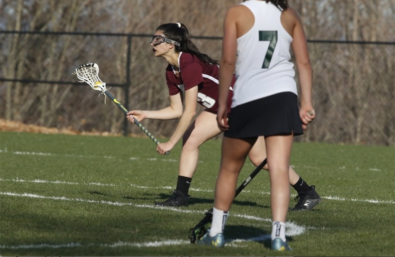 "Girls Varsity Lacrosse Captains: Liv Capasso '19, Audrey Braun '19  ""With great new coaches and a lot of new talent, we're ready to grow the game. We've got killer managers, a killer team, and a killer playlist."" –Braun"