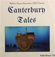 HDA Members performed The Canterbury Tales on December 7, 8, 9 under the direction of Mike Calderone.