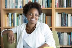 Tracy K. Smith was named US Poet Laureate in June 2017.