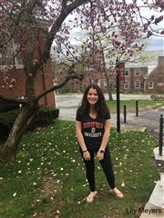 Zander Blitzer '18 recalls her own experience with the college process.