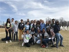 Twenty-Four Students Attended the Student Diversity Leadership Conference