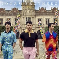 Cover of the Jonas Brothers New Single: