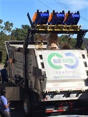 Blue Earth Compost helps Hopkins further sustainability efforts