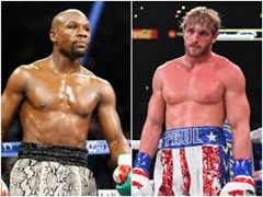 Mayweather and Paul will face off on February 20.