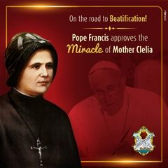 Foundress of the Apostles of the Sacred Heart of Jesus - Mother Clelia Merloni