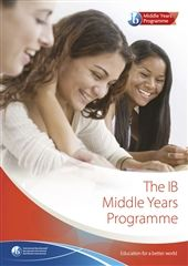 IB Middle Years Programme Brochure