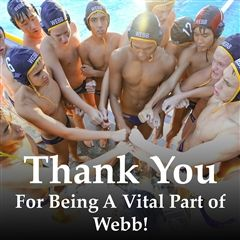 Thank you for a successful 2016-17 Webb Fund campaign!
