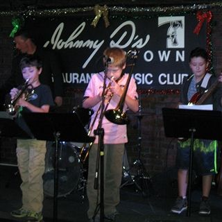 Afterschool Band at Johnny D's