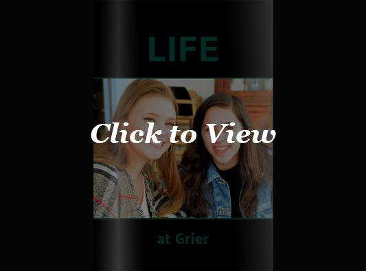 Life at Grier Viewbook