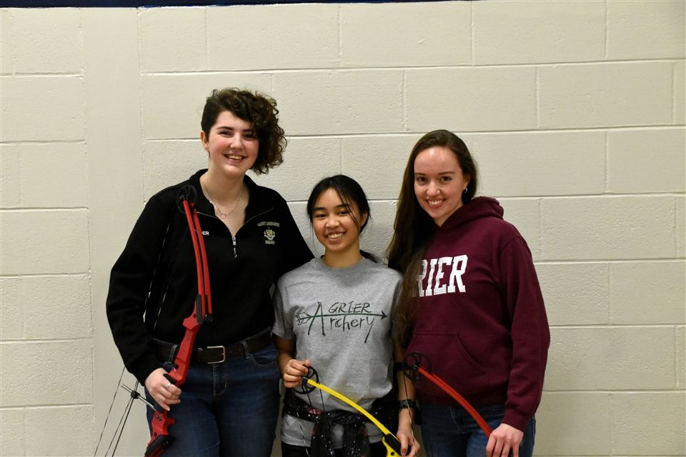 Rachel, Liza, and Lauren participated in this Bishop Carroll Tournament.
