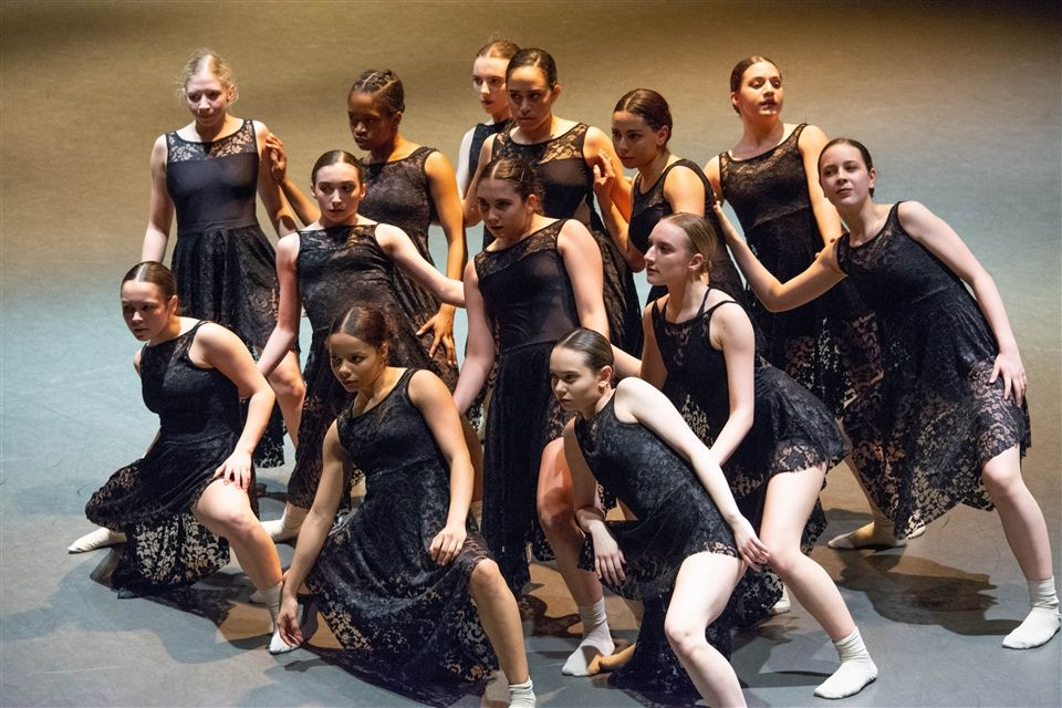 Grier School Spring Dance Performance 2019