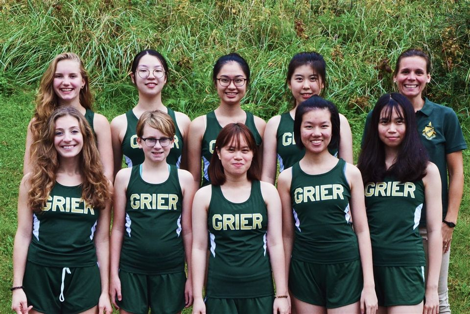 Grier Varsity Cross-Country 2019