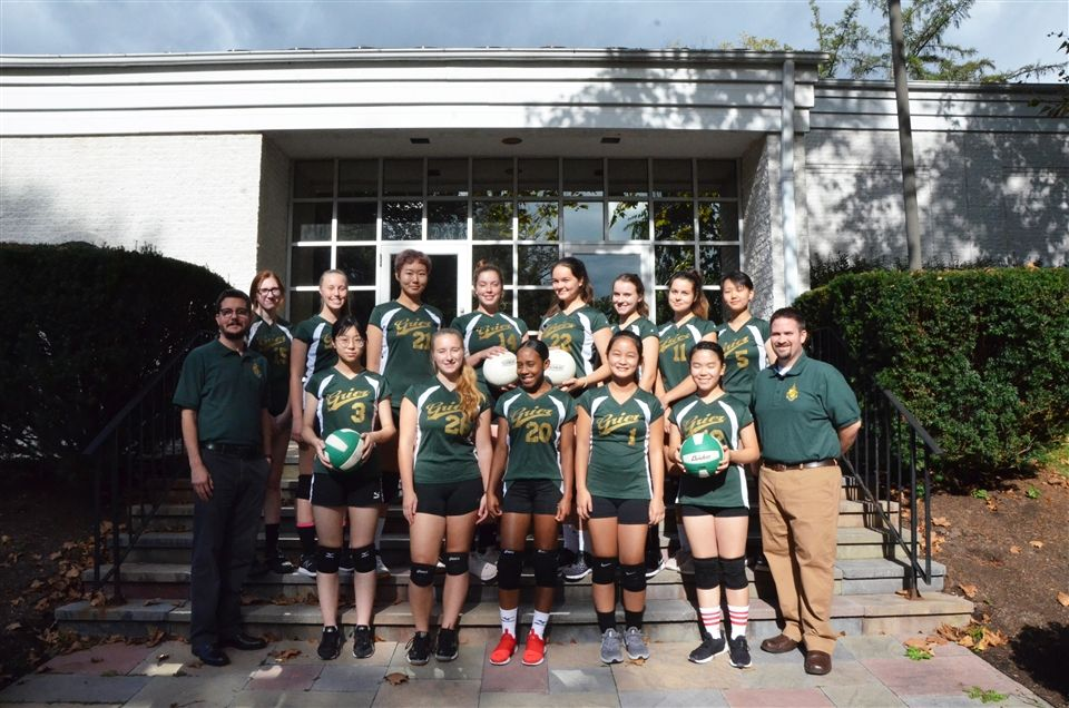 Grier Varsity Volleyball 2019