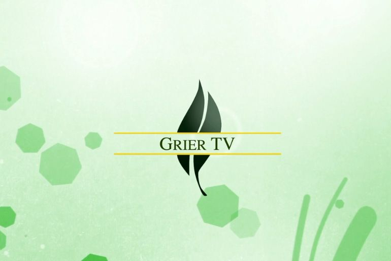 GrierTV brings Grier news to students every Friday morning.